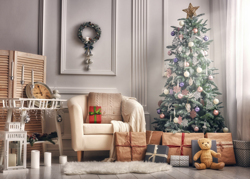 Itu0027s The Holiday Season, And That Means Everyone Will Be Decorating Their  Homes And Making Holiday Oriented Improvements As A Way Of Expressing Their  ...