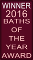 2016 Bathroom of the year winner Wardell Builders