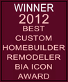 2012 Best Custom Home Builder Wardell Builders