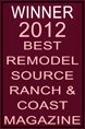 2012 Best Remodel awarded to Wardell Builders